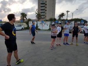 אימון ריצה